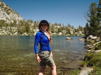 sierra high route grouse lake