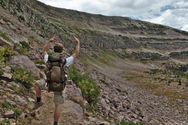 uinta mountains backpacking