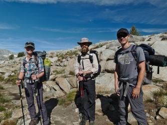 humphreys basin backpacking