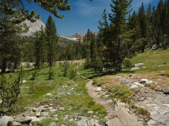 sierra high route john muir trail