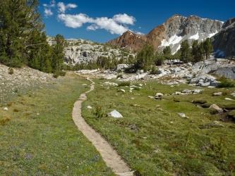 sierra high route john muir trail pinchot