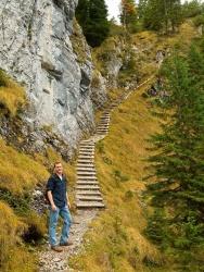 kruezeck peak stairs