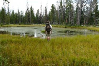 uinta mountains pond