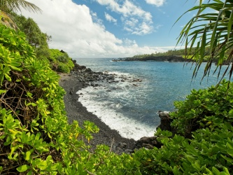 wai'anapanapa state park beach