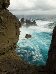 wai'anapanapa state park sea cliffs