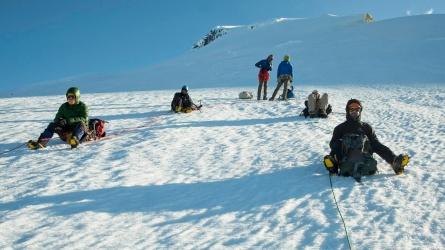 mount baker easton glacier mountaineering