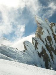 mount baker summit crater